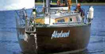 Test jachtu Absolwent - Klejnot na wodzie