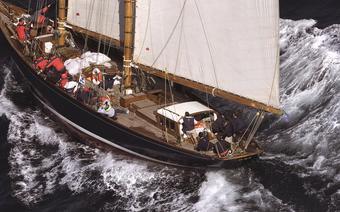 Jachty niezwykłe: SO FONG – jak to dziewczyna...