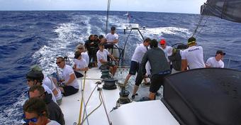 Yacht Club Sopot i Mateusz Kusznierewicz gotowi do startu w St.Maarten Heineken Regatta