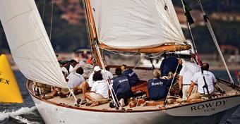 """""""Rowdy"""" - czyli chuligan na morzu [Cykl jachty niezwykłe]"""